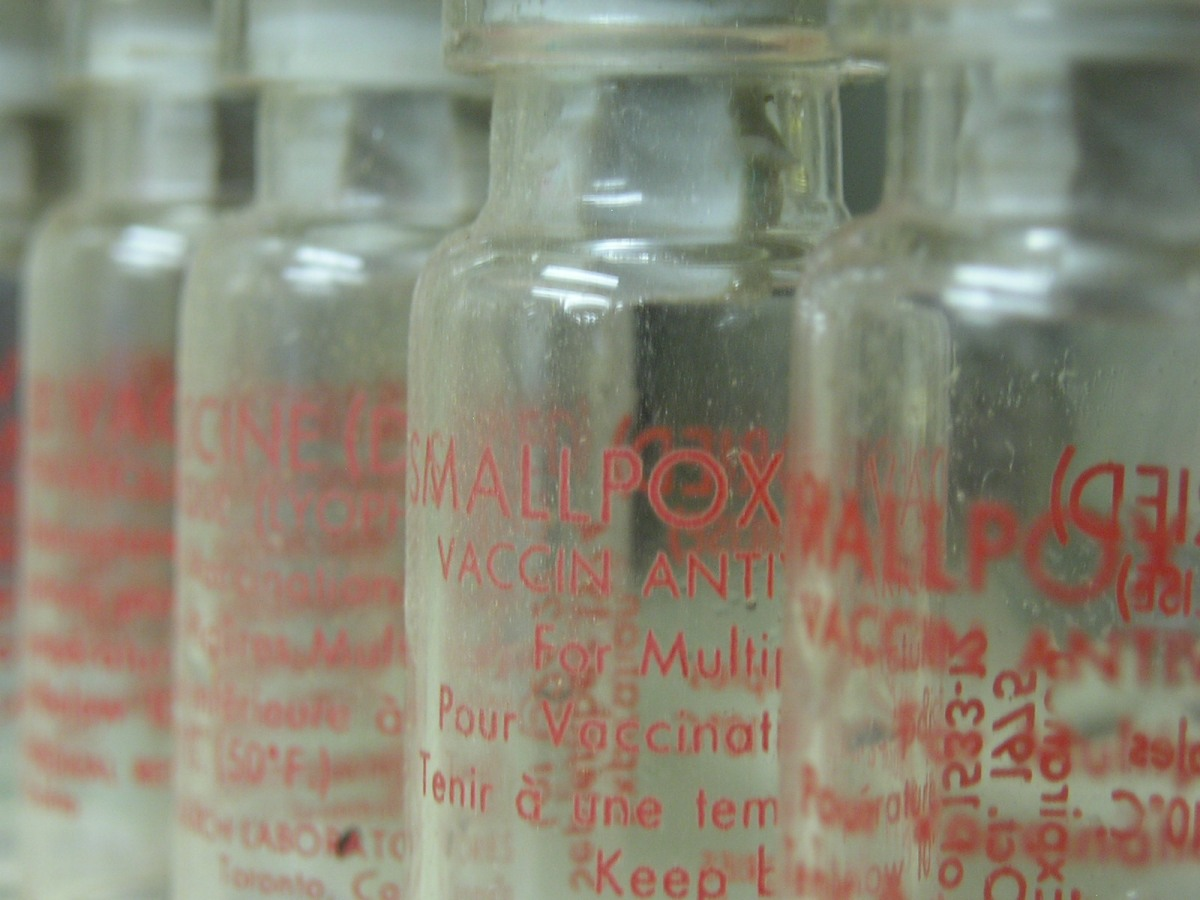 What makes the smallpox vaccine so great?