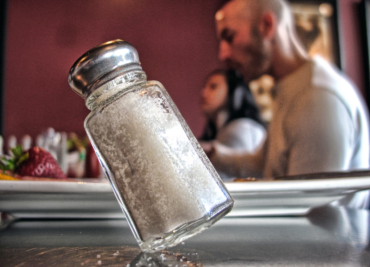 Eating too much salt sends immune system haywire